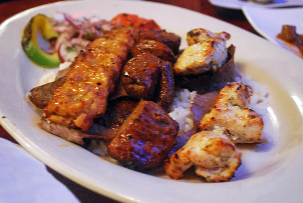 IstanbulGrill Entree