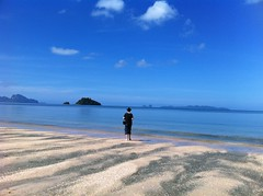 Pak Meng Beach (radioink) Tags: trip family holiday beach thailand pakmeng trang