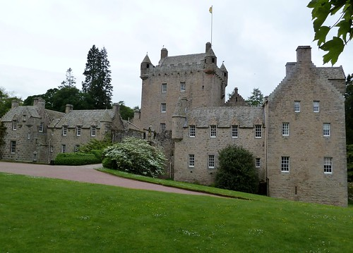 Cawdor Castle, nr Inverness
