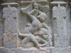 Hosagunda Temple Sculptures Photos Set-1-Erotic sculptures (18)
