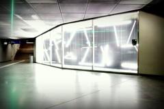 Taunusanlage (patricklange) Tags: frankfurt ffm luminale 2016 light art kunst licht lichtkunst