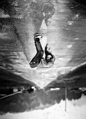 muhammad barbie (pimpdisclosure) Tags: road street blackandwhite bw reflection upsidedown daughter chloe roadtrip pimp pimpexposure part55 thepimpchronicles pimpdisclosure ishotthisonourredwoodforestroadtrip iam75donethebookiammakingformy365ihaveallthepicturesivechosentoincludealreadyinijustneedtopicksomeofthetextfromthebestwritingsididduringthattime imayaskacoupleofyouificanincludeacommentyoumayhavemadeifitreallygavesubstancetothetopicatthetime chloewasannoyedandwantedtogohomesoshestoodlikethisnotonaccidentbutbecauseshewasaggravatedturnsoutjokesonheritworkedinmyfavor iammovingawayfrommy200wordtitlesyouvegottenusedtoandhavestartedtojustdo1to3wordtitlestheyareallderivedfromathoughtprocessthatgoesthroughmymindwheniamfinishededitingthepictureorwritingthedescription canyoufigureoutmythoughtprocessonthistitle