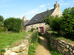 Maison aux Plomarc'h (myvalleylil1(just back from vacation)) Tags: bretagne douarnenez