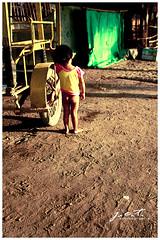 Yagit (-VINTAGEE-) Tags: camera toby jason canon sand alone kenya tricycle philippines jet sigma tobias bicol childsplay caramoan 2470mm 450d