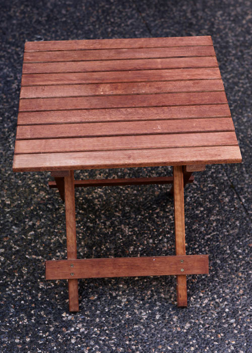 Wooden Table (folding)