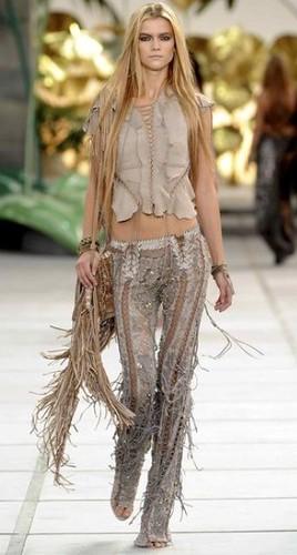 Roberto Cavalli, tendencias moda mujer para verano, diseño para mujer de Roberto Cavalli