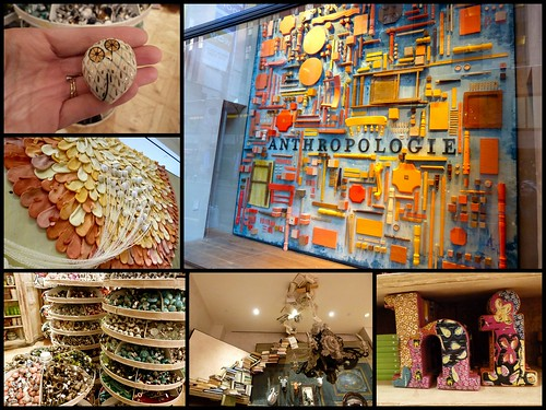 Anthropologie, NYC