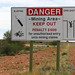Signs in South Australia.