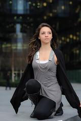 Klaudia-(11-of-36) (Aun Soton photographer) Tags: lighting camera uk bridge red portrait london tower fashion pose model nikon flash off british cls klaudia triggered d700