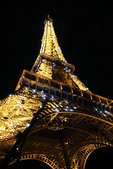 Eiffel Tower @ Night 1