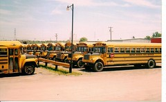 Last day of service, Metro School Bus Service, Moncton, New Brunswick, Canada (JarvisEye) Tags: canada bus student metro newbrunswick moncton schoolbus autobus june212002 schooldistrict2