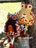 pousadas na sombra de uma mangueira... (AP.CAVALARI / ANA PAULA) Tags: quilt owl coruja feitoamão anapaulacavalari apcavalari alfomada
