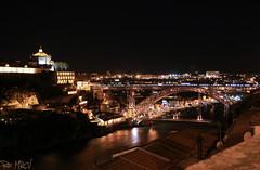 Oporto (Patricia Cuervo) Tags: portugal night canon puente noche porto douro luis oporto duero i 400d