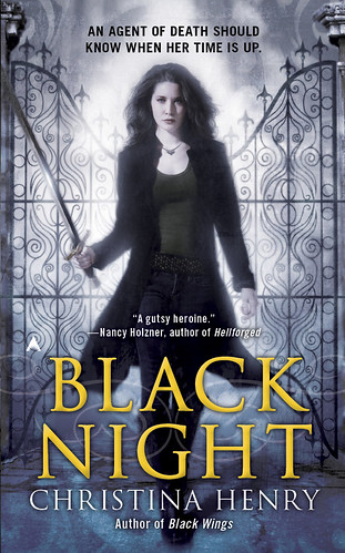 July 26th 2011 by Ace    Black Night (Madeline Black #2) by Christina Henry