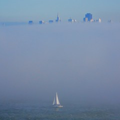 SF in the fog