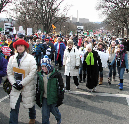 Washington DC March for Life 2011