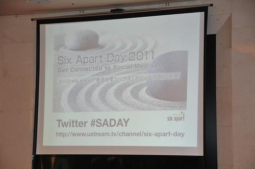 Six Apart Day 2011