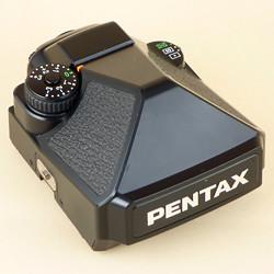 Pentax 67II AE Pentaprism Finder