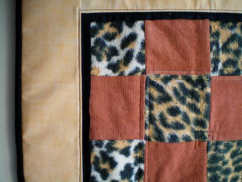Keepsake Mini-Quilt - Finished