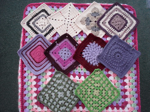 Sandra (Netherlands) Your Squares arrived today! Thank You!