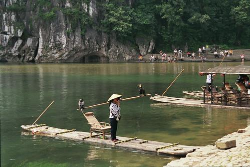 Guilin - Xiangbi Shan