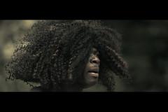 Hair today .... (simonGman) Tags: street nyc newyork male wig streetdance brooklynbridgecityhall