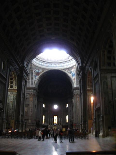 マントヴァの大聖堂のフリー写真素材