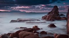 High Tide ( Azkorri ) (saki_axat) Tags: longexposure sea costa seascape nature water marina canon eos coast mar agua rocks waves filter filters olas bizkaia hitech basquecountry rocas herria filtro largaexposicin 50d 20sec azkorri nd1000 gnd8 euskal