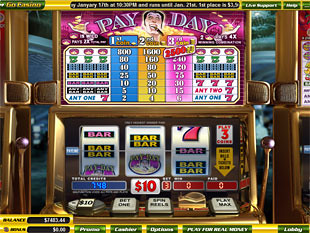 Pay Day slot game online review