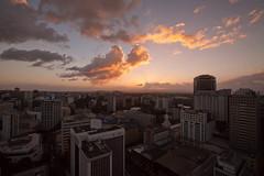 Auckland Sunset (BigHausen) Tags: walkaround 163528