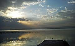 Jetty at Awassa Hyake (Lake) - Awassa, Ethiopia - 21.1.2011 (shell shock) Tags: africa sky lake ethiopia awassa sidama