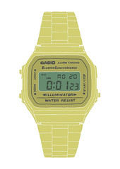 Casio. (ilahgla@hotmail.com) Tags: colour london art college fashion thames youth photoshop work print design interesting shoes university hand message graphic bright arts young shapes inspired screen sketchbook pop richmond trainers foundation communication adobe medium reuben illustrator youthful ba drawn letterpress popular printed bournemouth vector clever upon degree honours teenage detailed indesign fashionable lcc aucb alghali