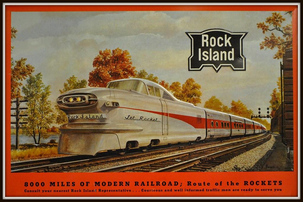 """Rock Island""  railroad"