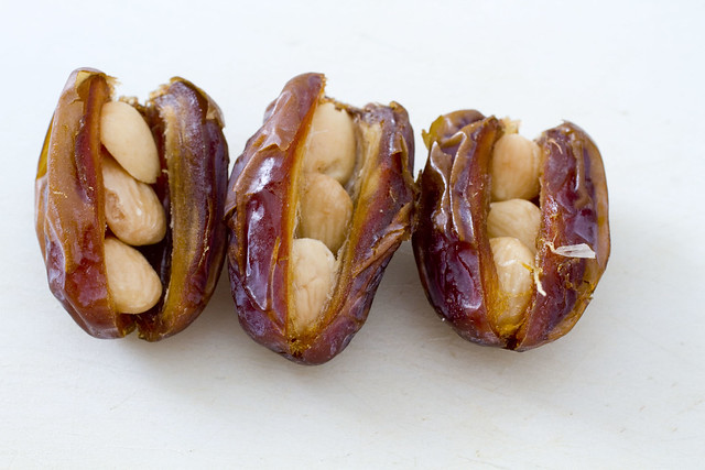 marcona almonds in dates
