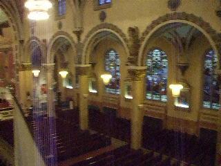 Corpus Christi Catholic Church Video From Choir Loft, Buffalo, NY