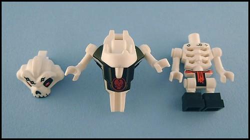 lego ninjago samukai. LEGO Ninjago Samukai - Parts