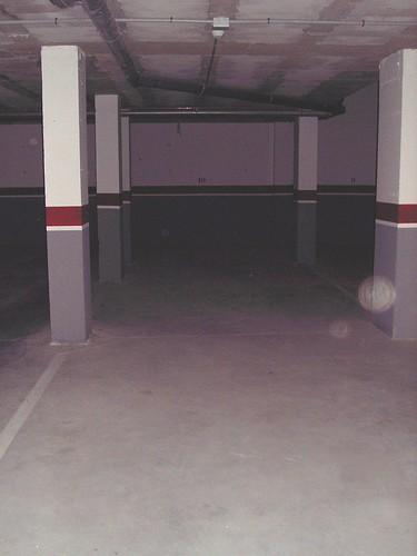 gran garaje de unos 30 m2