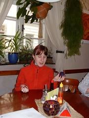 Filcová chrastítka nás baví aneb Návštěva sociálně terapeutické dílny HapAtelier v Brně, 18. 1. 2011
