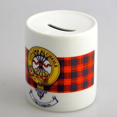 Cameron Clan Money Box