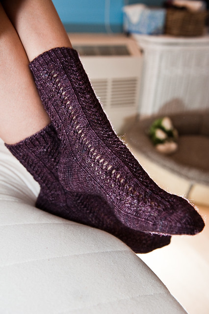 Hedera Socks - FINISHED