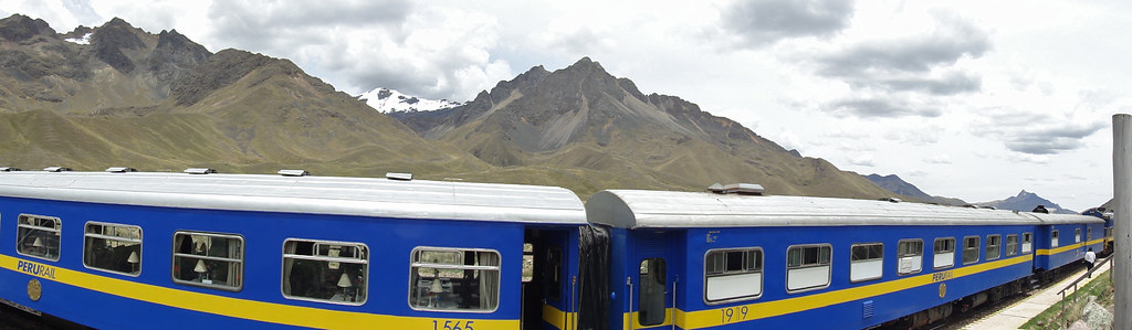Peru Rail's Andean Explorer