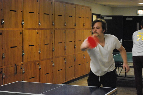 Table Tennis | Spring 2011