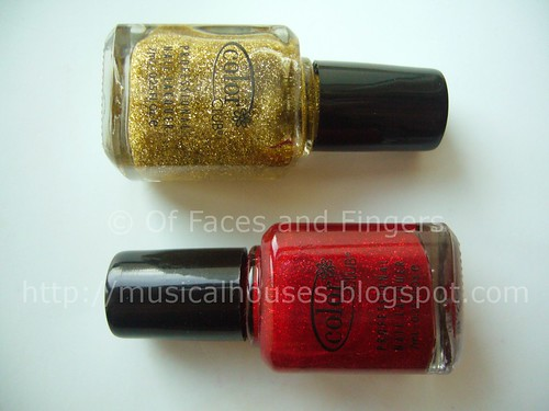 color club enchanted holiday wish list red