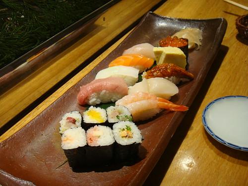 Joh Sushi Moriawase