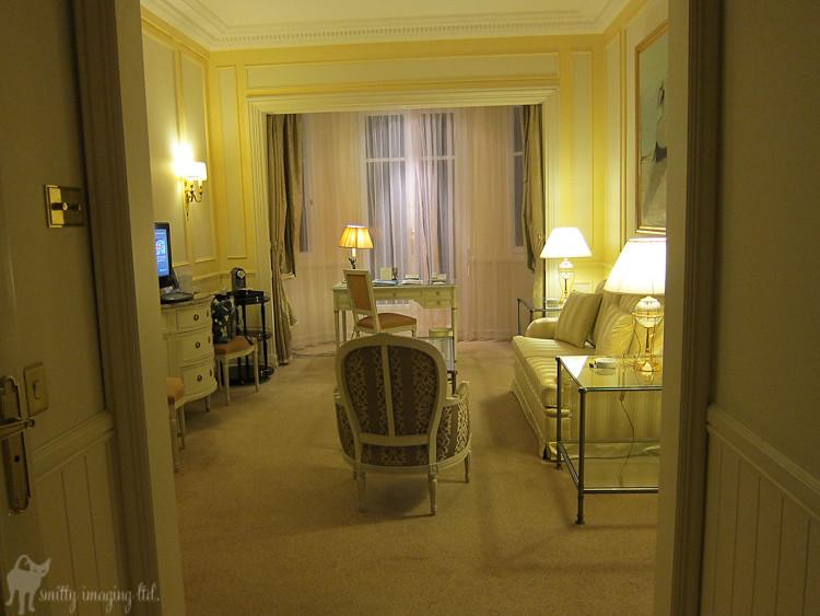 Bernardo Bertolucci Suite, Carlton