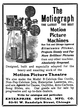 Early Films Motiograph