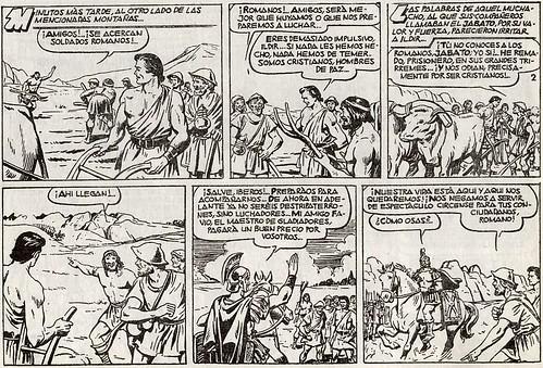 013-El Jabato nº 1- edicion 1958-pagina 2