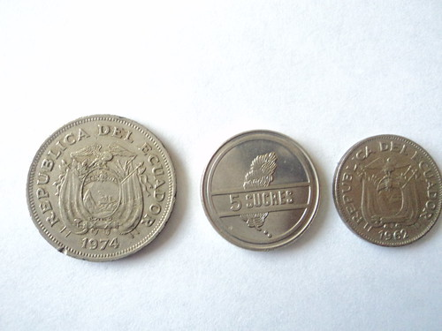 Coleccion de monedas antiguas - Fotos propias