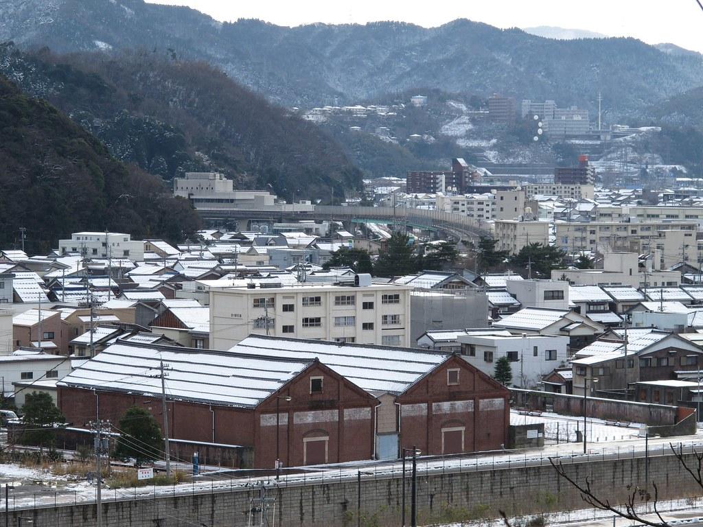 敦賀の街並み