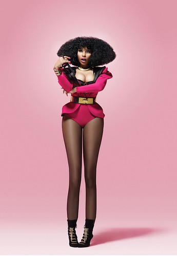 Nicki Minaj Made Into A Barbie Doll *Test*